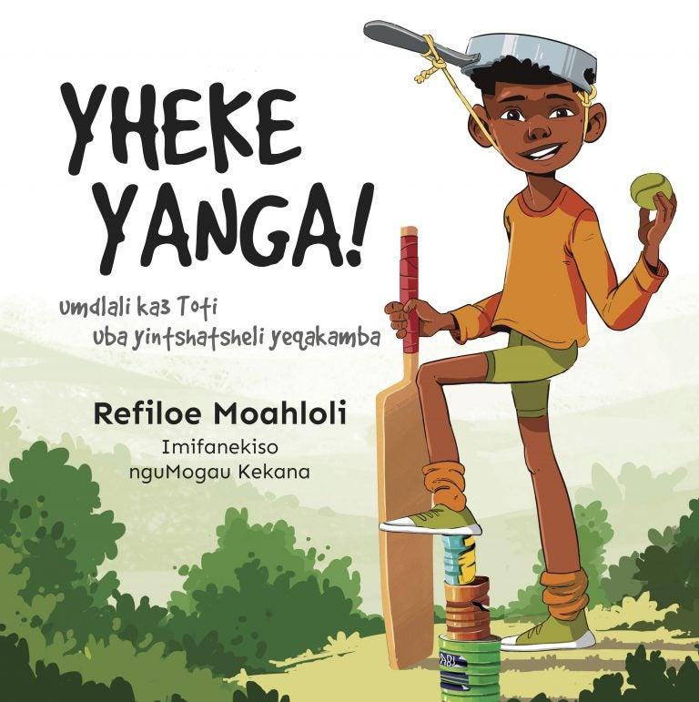 Book cover for Yheke Yanga