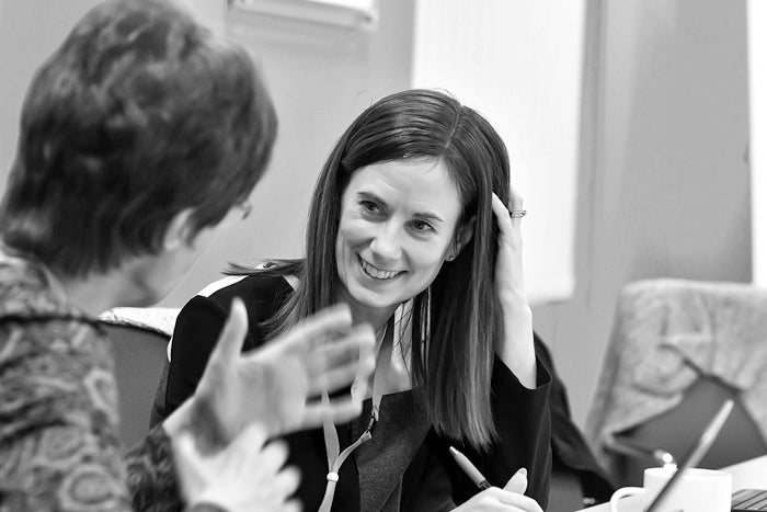Nicole Sharp  - Executive Board