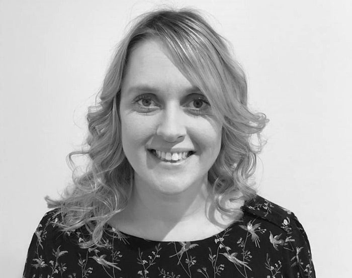 A headshot of Erica Watts, Head of Employment and Training at Sovereign Housing Association