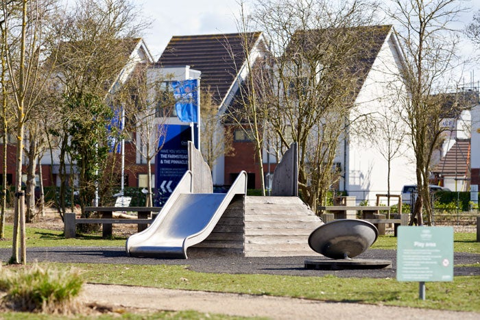 A play park in Swindon