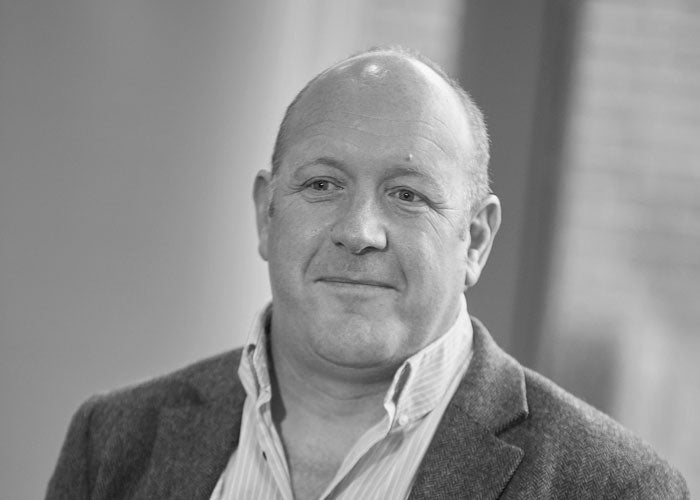 A picture of James Gibson, Development Director