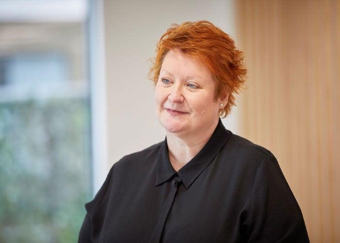 Sally Hyndman, Chief People Officer