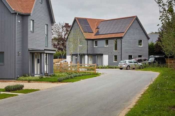 Springfield Meadow housing development