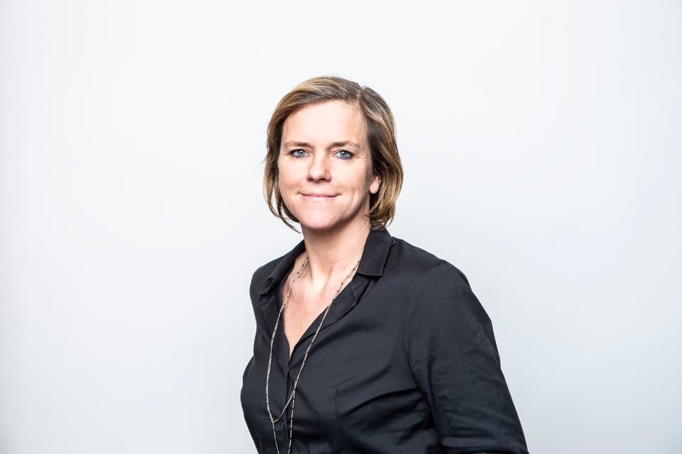 Sabrina Van Custem, Managing Director Media Brands, Dentsu Aegis Network Belgium