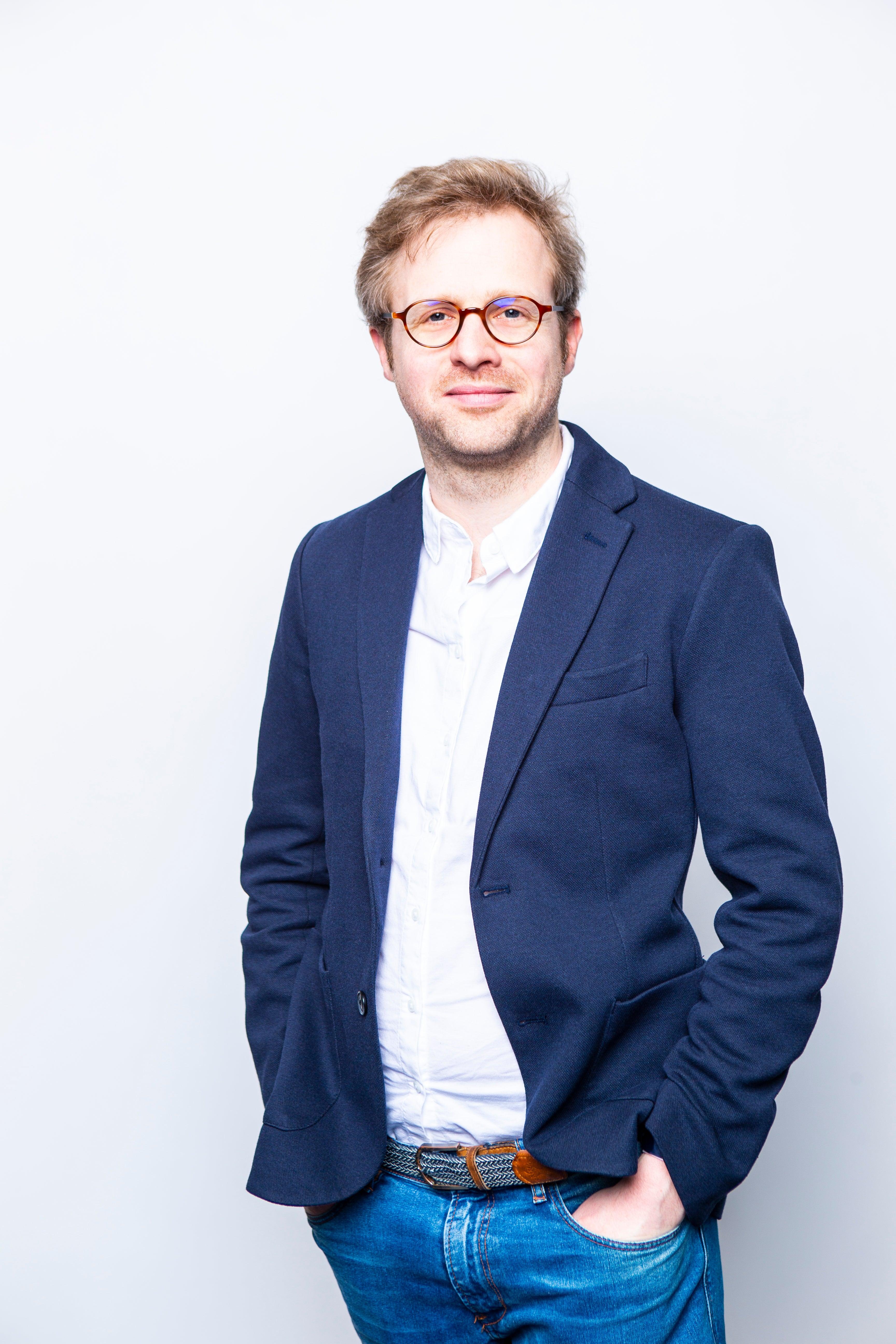 Martin Velge, Head of Dentsu Data Services, Dentsu Aegis Network Belgium