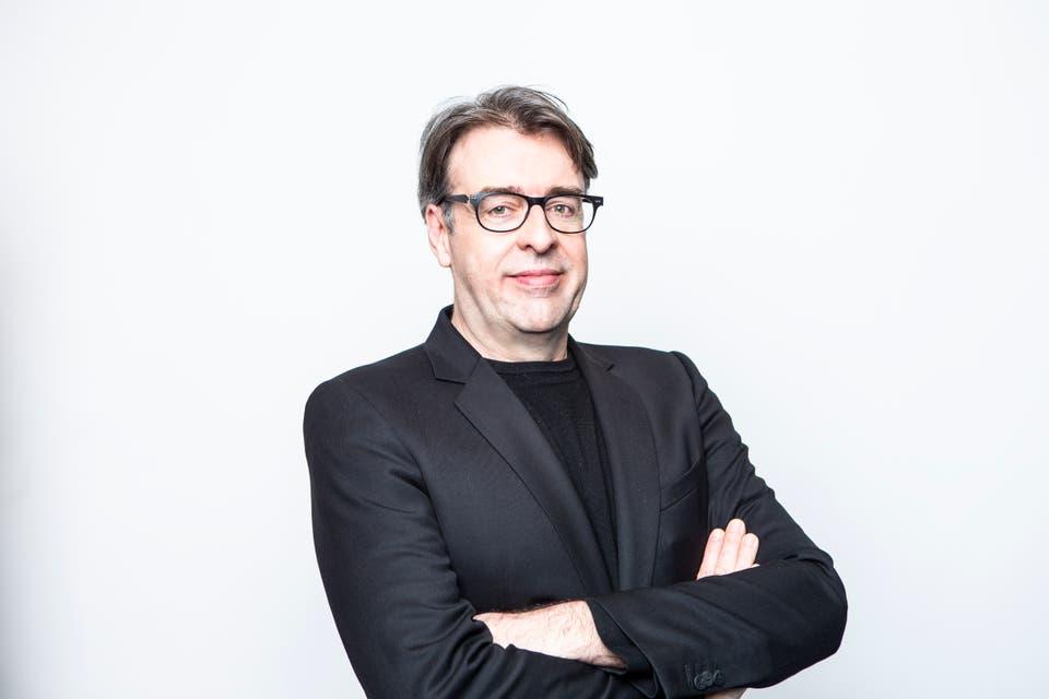 Wim Vermeulen, Managing Director Dentsu Consulting, Dentsu Aegis Network Belgium