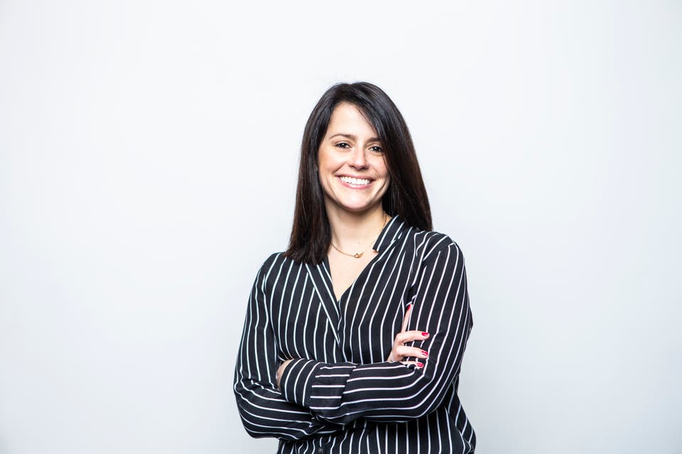 Julie Burns, HR Manager, Dentsu Aegis Network Belgium