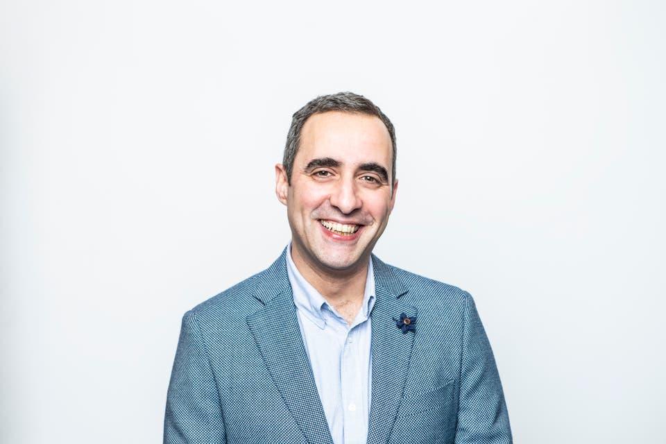 Alessandro Papa, Managing Director Amplifi, Dentsu Aegis Network Belgium