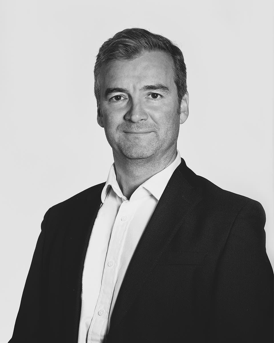 Dominic Shine, Chief Technology Officer, Dentsu Aegis Network