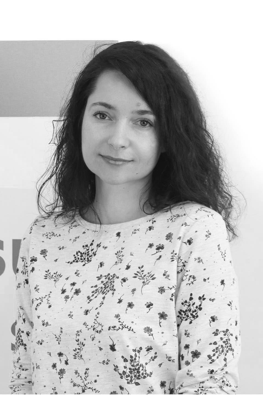 Milena Mishineva, Chief Data Officer, dentsu Bulgaria