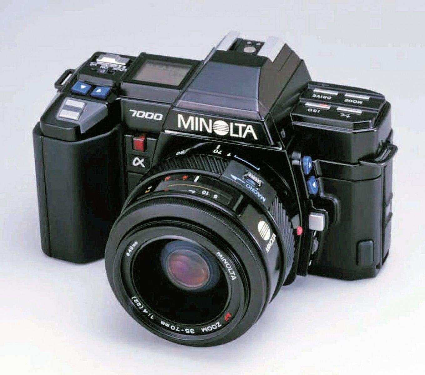 Minolta 7000_slika