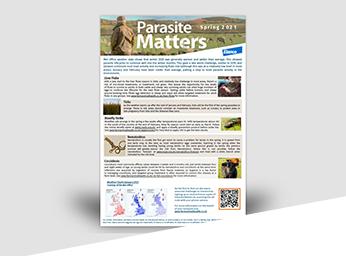 Parasite Matters newsletter