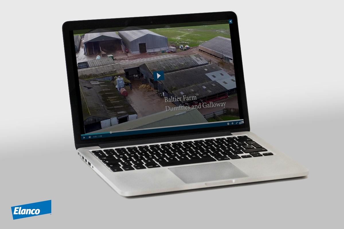 Laptop Mock up - testimonials