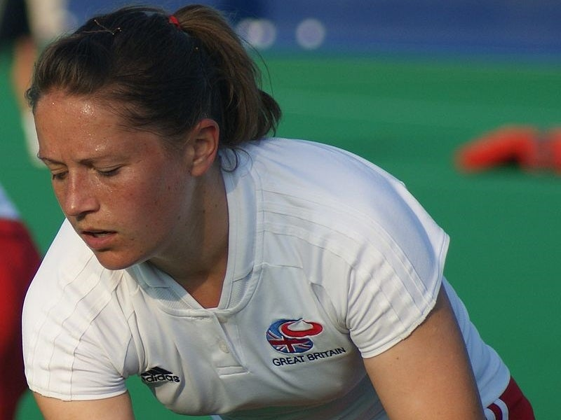 Lisa Letchford (nee Wooding) played for GB at the Beijing 2008 Olympics