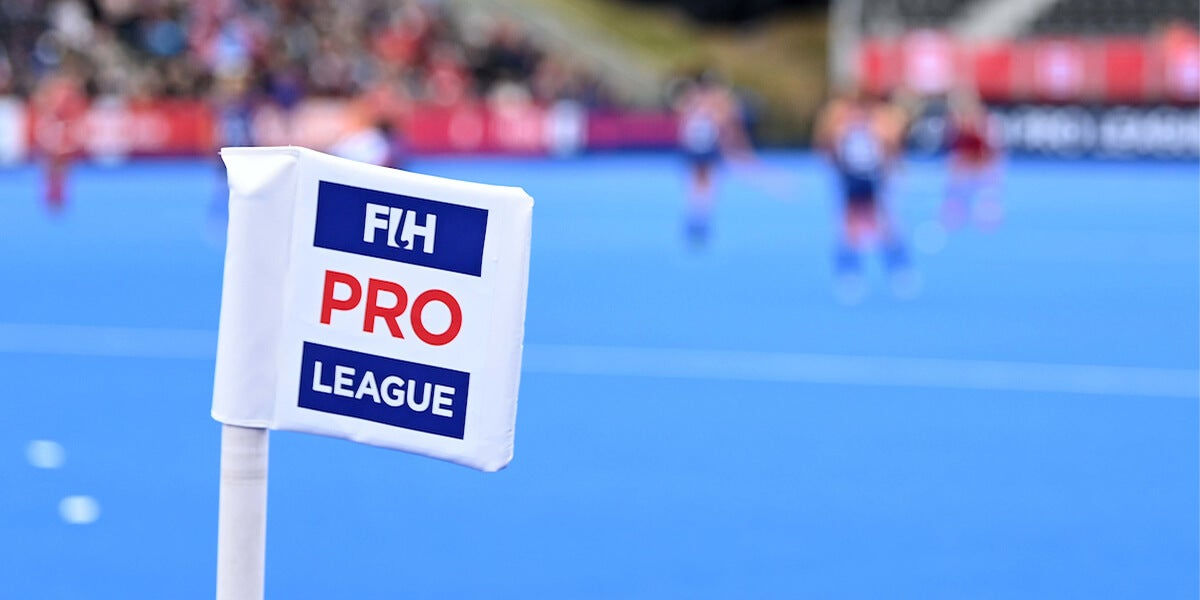 FIH Pro League Flag