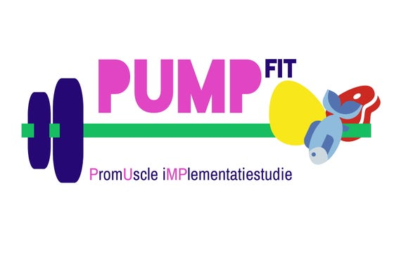 Logo PUMP studie