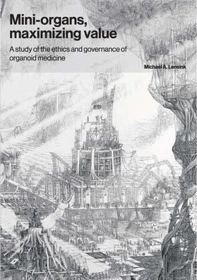 Cover Dissertation Lensink