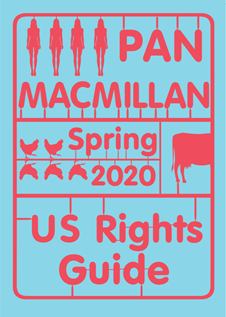 Pan Macmillan Spring 2020 US Right Guide Cover