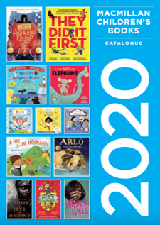 Macmillan Children's Boks 2020 Catalogue Cover