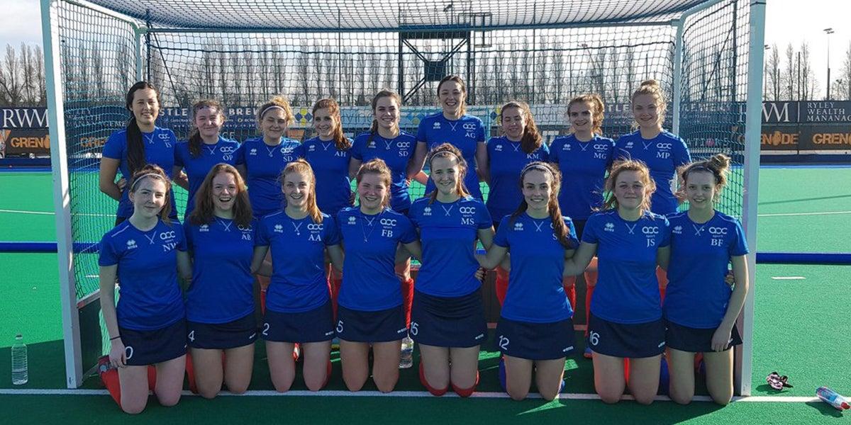 AoC Sport womens team