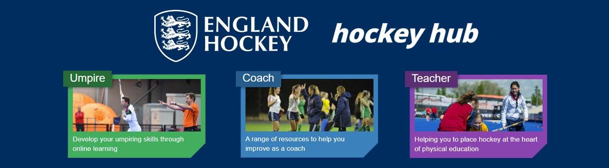 England Hockey Hockey Hub - Umpire , Coach, Teach