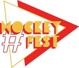 England Hockey HockeyFest Logo