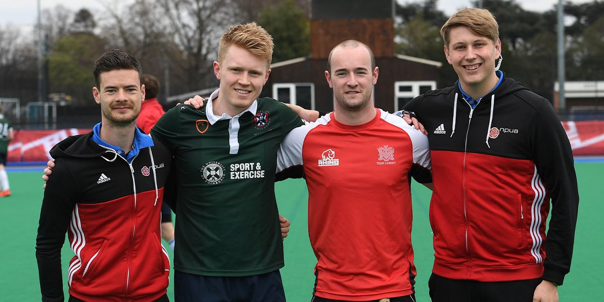 Young Male Umpires - Hockey