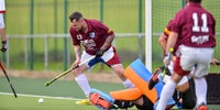 Rikki from Scarborough Hockey Club - Will Parmer Photography
