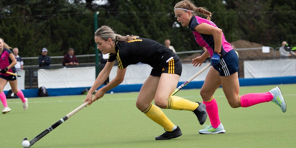 Girls Junior Hockey at England Hockey Championships