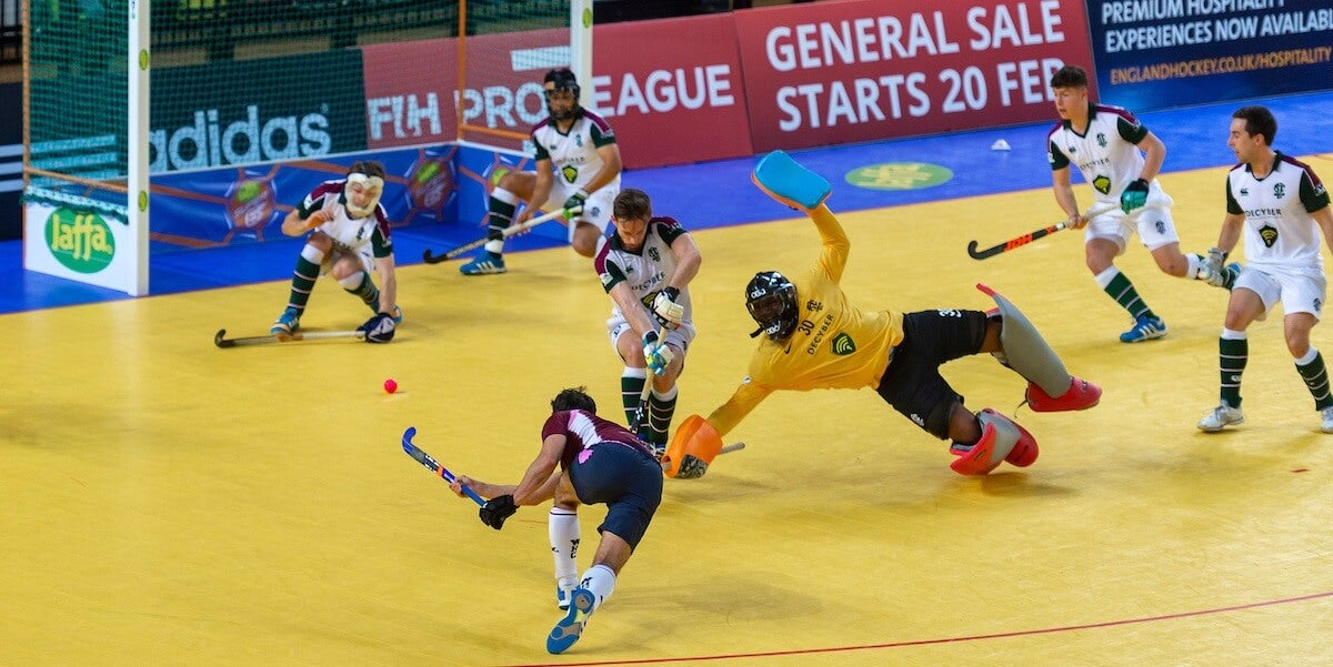 Hockey - Super 6s - Penalty Corner