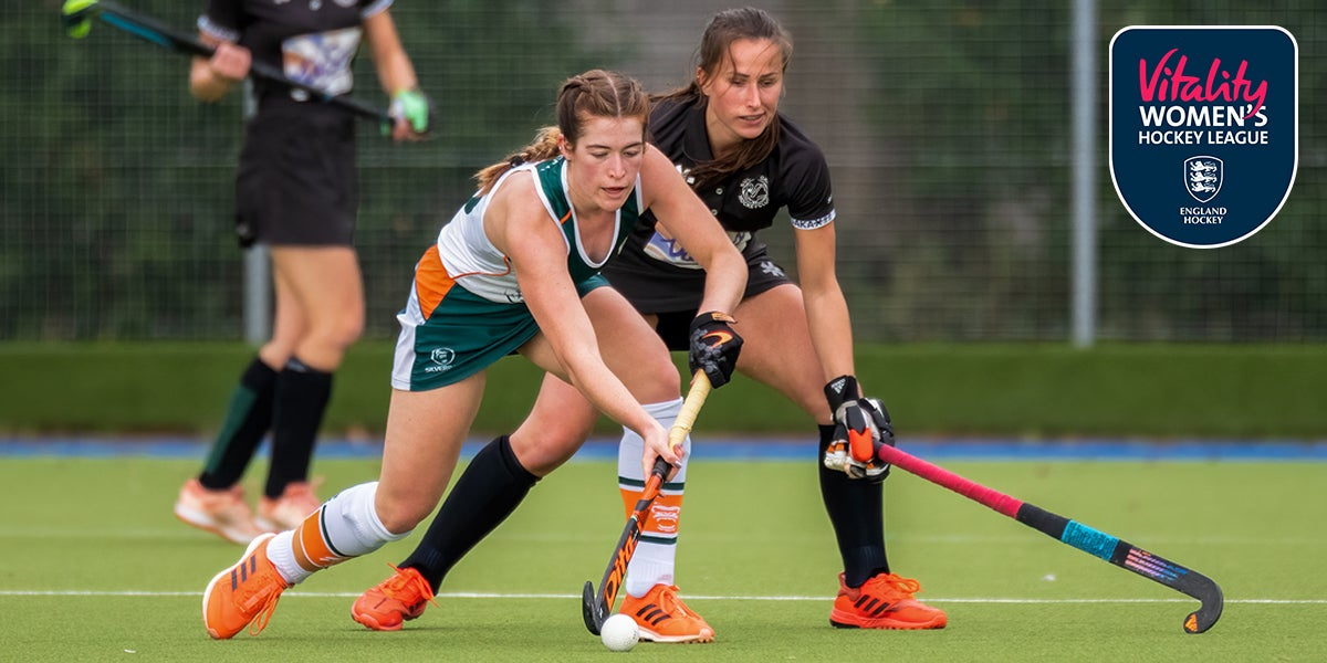 Swansea V Buckingham - Vitality Women's Hockey League