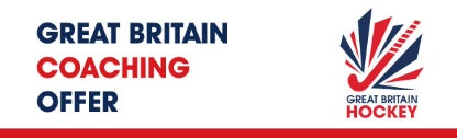Great Britain Hockey Coaching Offer banner
