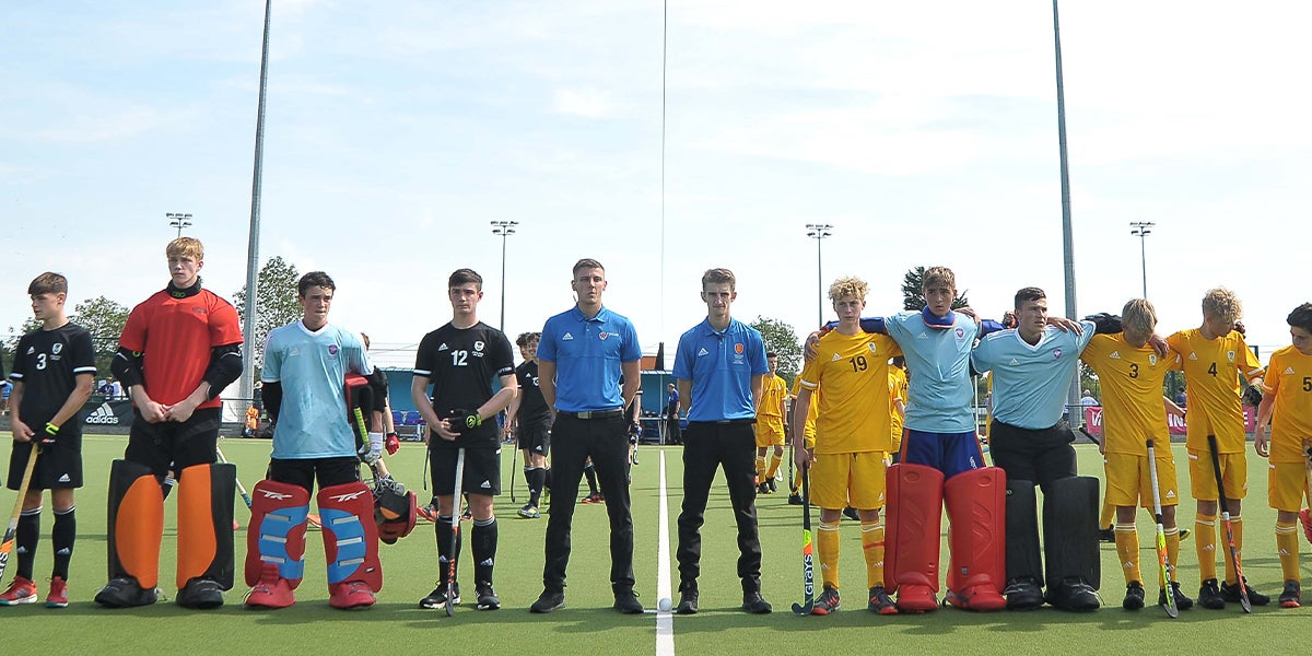 Hockey - Futures cup line up