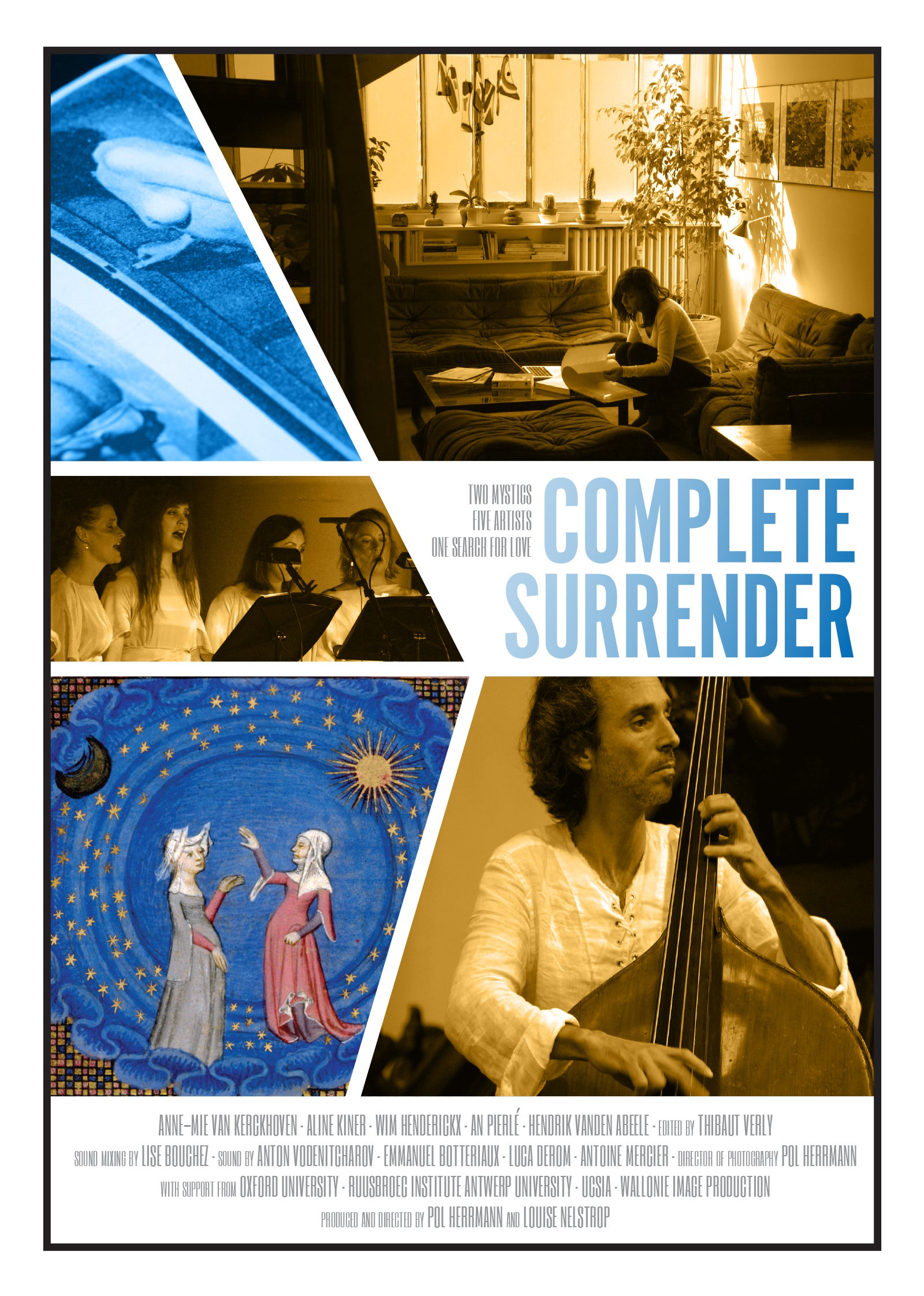 Complete Surrender Film Print - Credit: Katie Allen Design