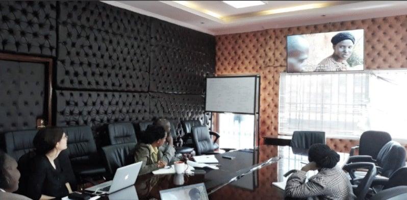 Social Protection Secretariat, Nairobi.