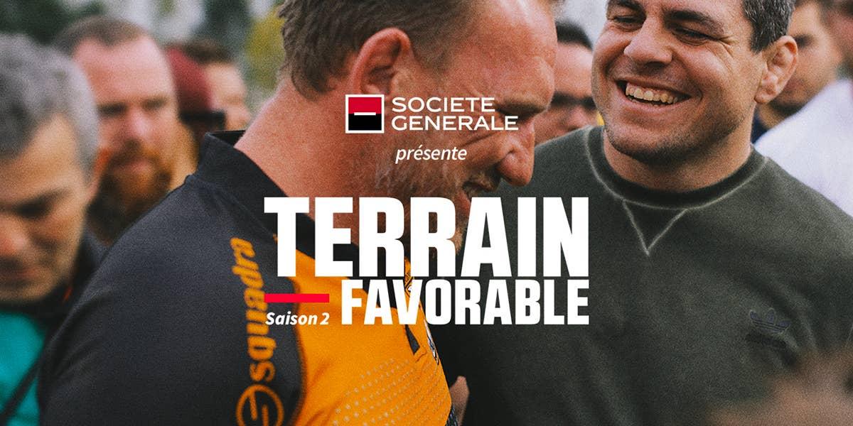 «Terrain favorable», un programme pour célébrer les valeurs du Rugby au-delà des aficionados