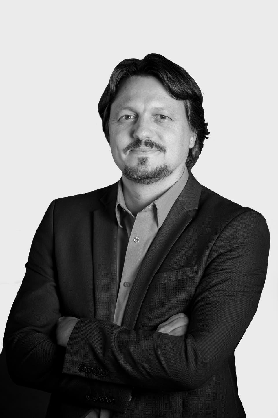 Alessandro Cosin, CEO Cosin Consulting