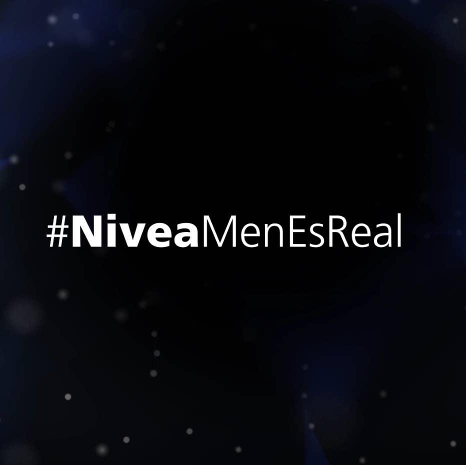 Nivea Men es Real