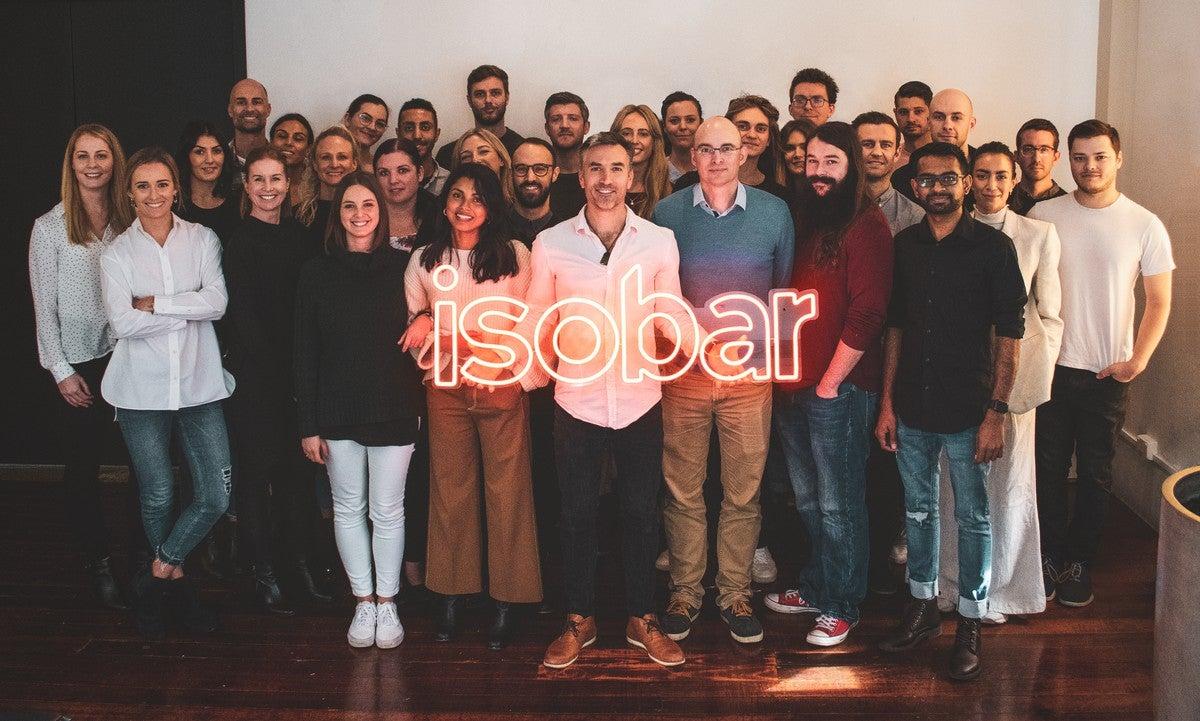 Isobar Team