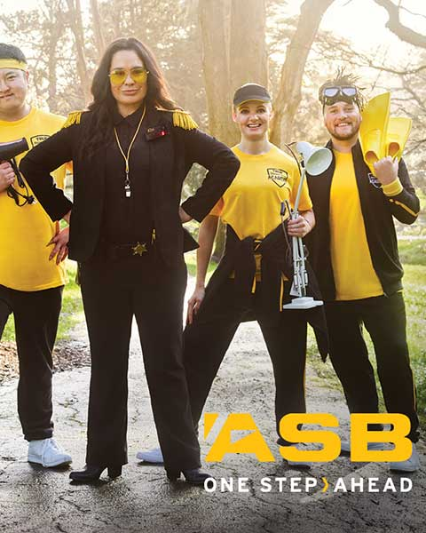 ASB media release