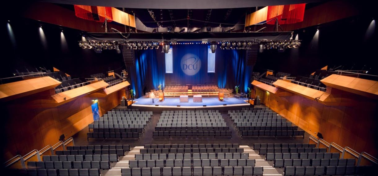 The Helix and Dublin City University Conference Venue