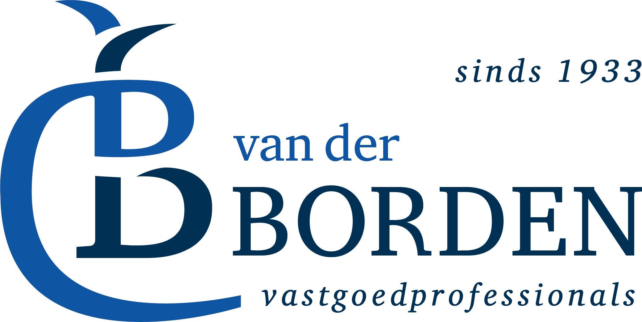 Partner logo | Van der Borden