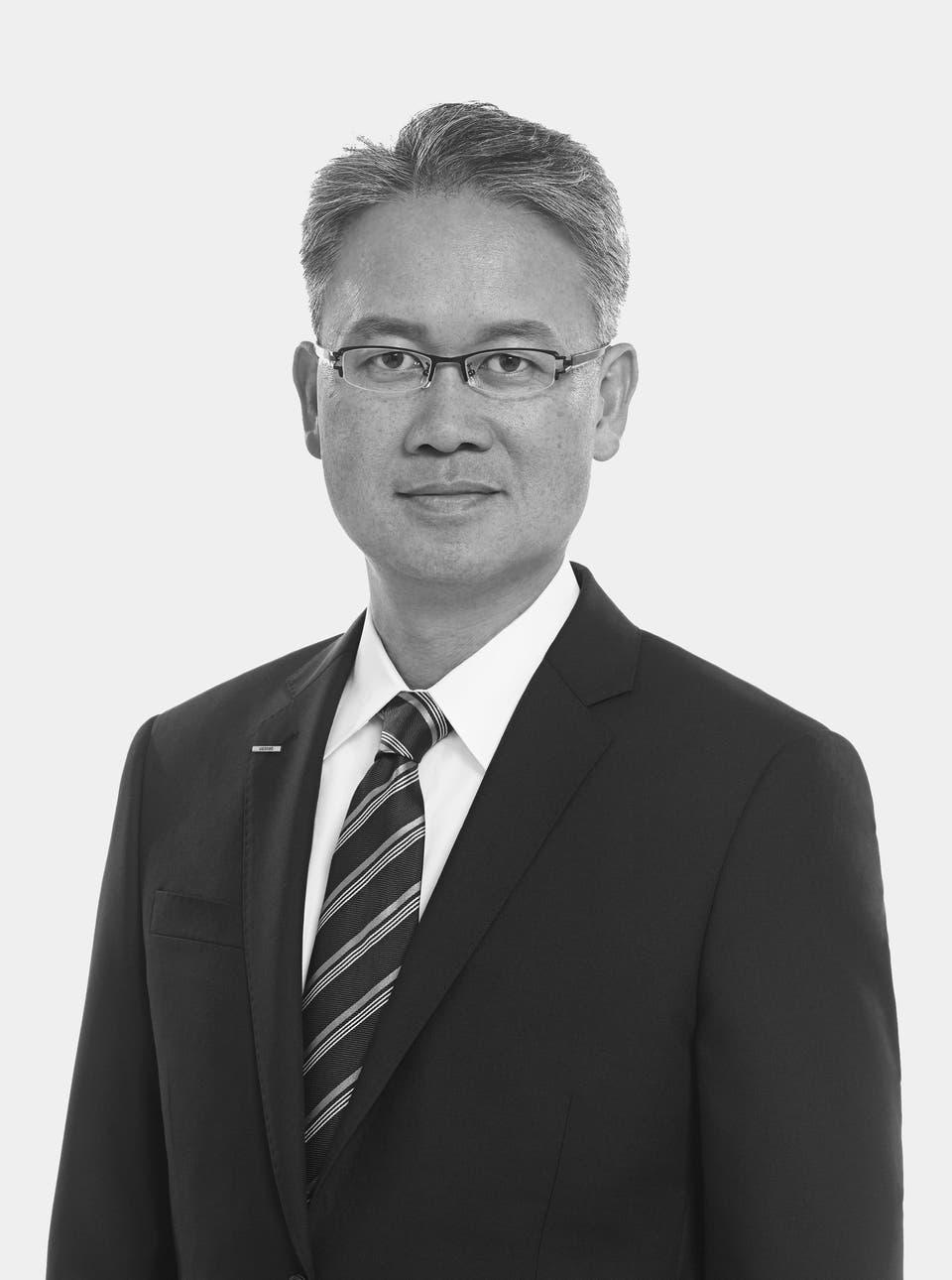 Yushin Soga,  Director and Chief Financial Officer, Dentsu Group Inc.
