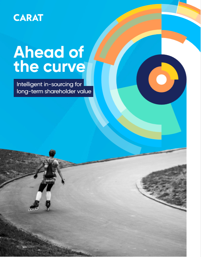 Carat Ahead of the Curve