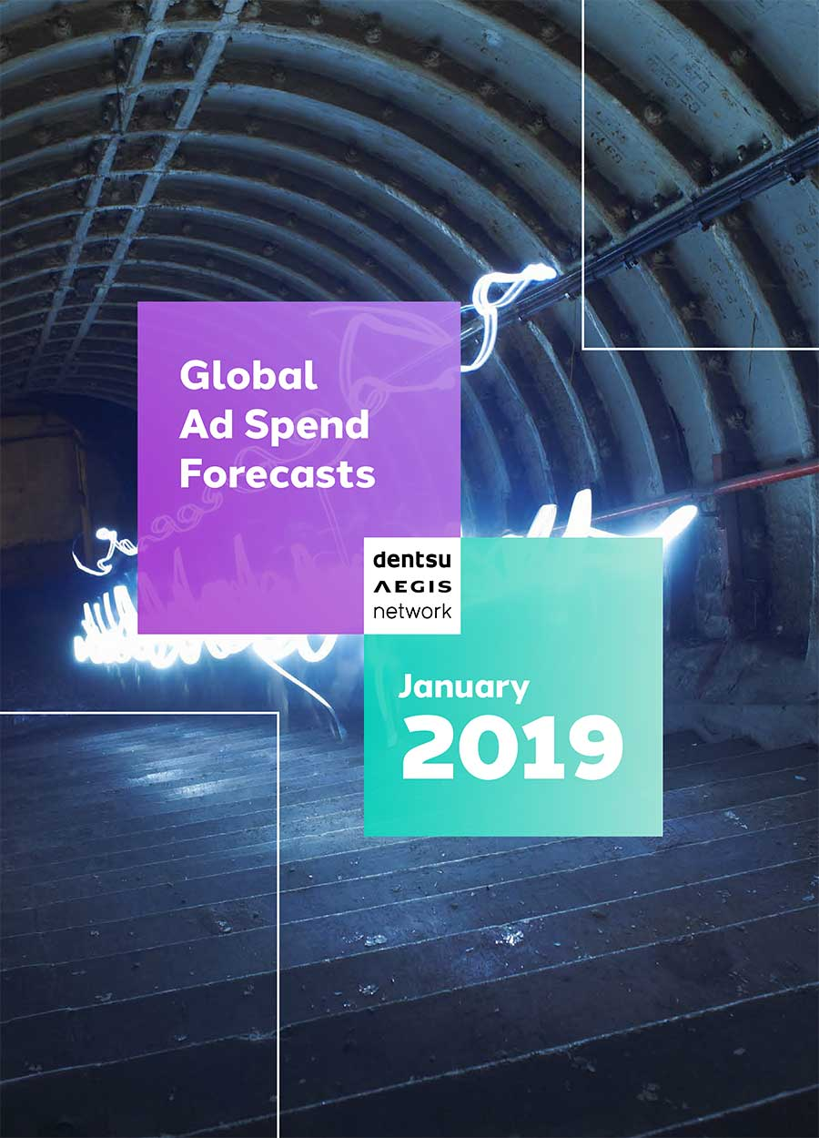 Ad Spend Report January 2019
