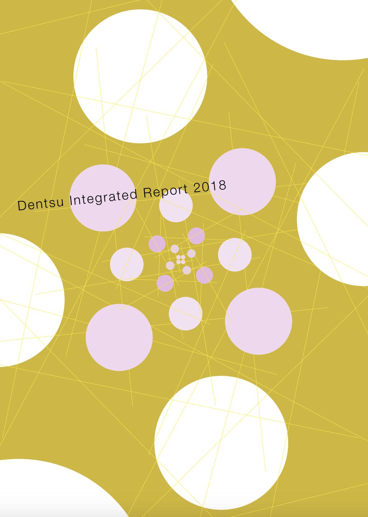 Dentsu Integrated Report 2018