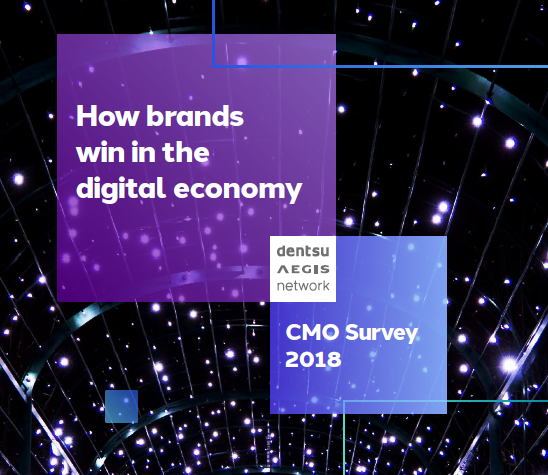 CMO Survey 2018