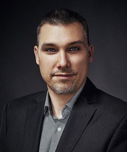 Skultéti Viktor, HR vezető, Dentsu Aegis Network Hungary