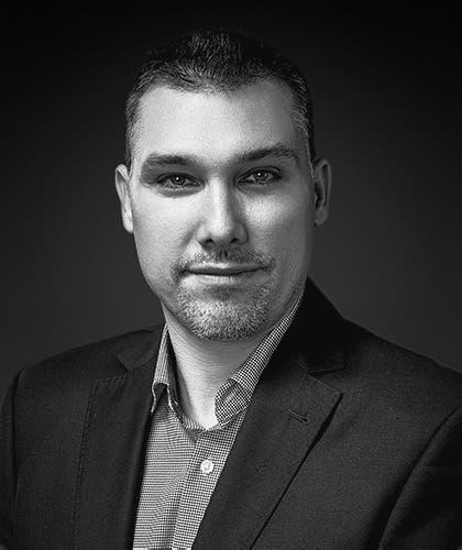 Viktor Skultéti, HR Manager, dentsu Hungary