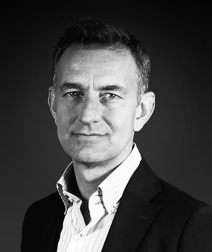 Péntek Tamás, Pénzügyi igazgató, dentsu Hungary